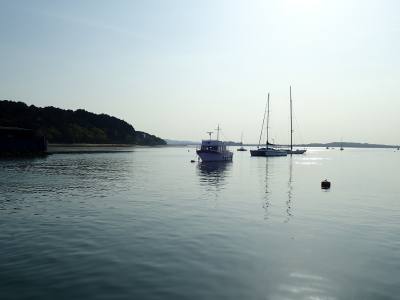 Poole Harbour - England