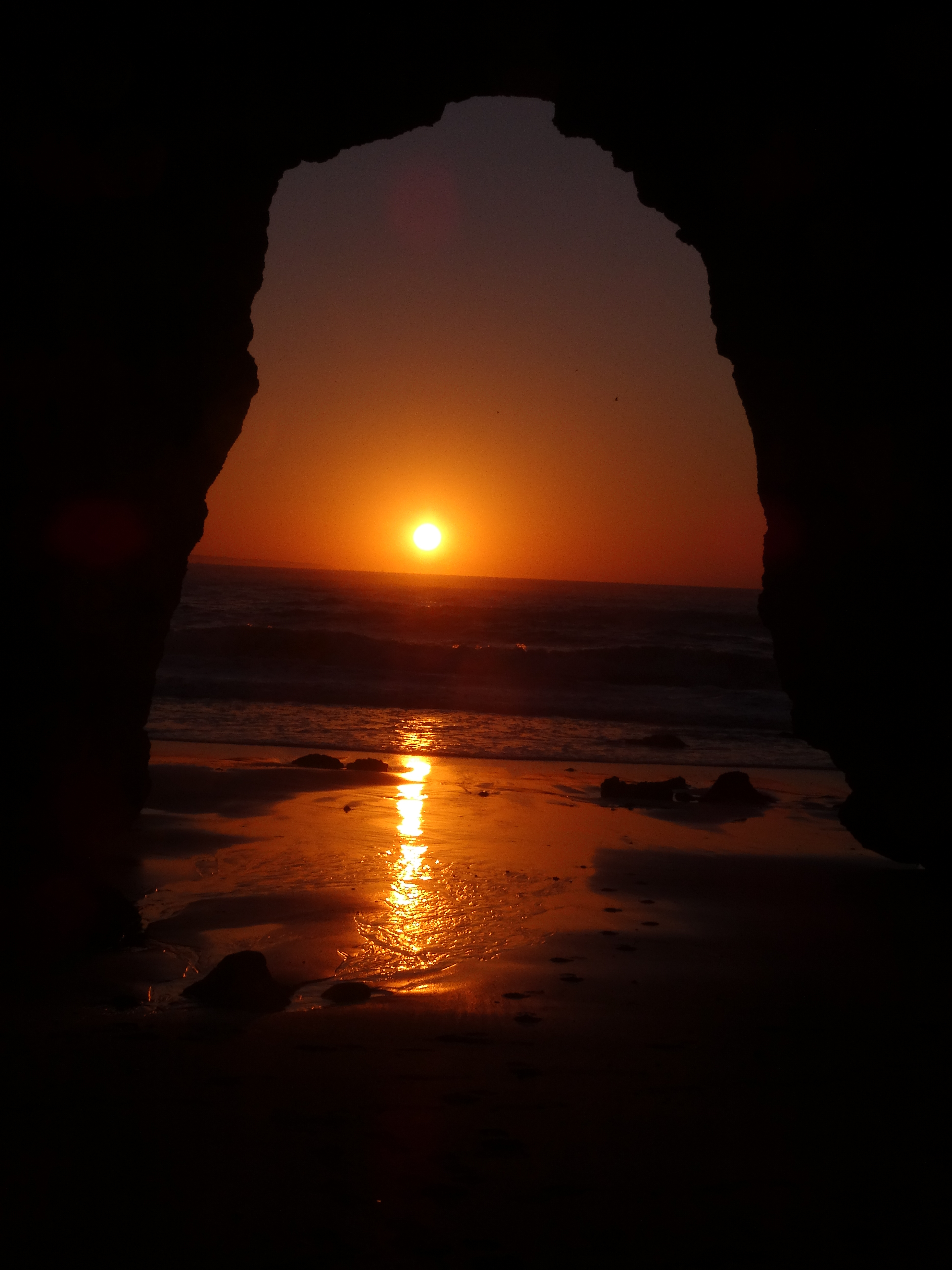 Sunrise in the Algarve
